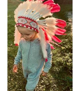Vos enfants seront de vrais apaches stylés, dans nos jumpsuits aux designs trop craquants!